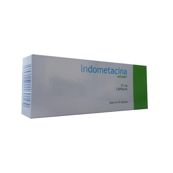 Indanet Indometacina 25mg Blog About Body And Health