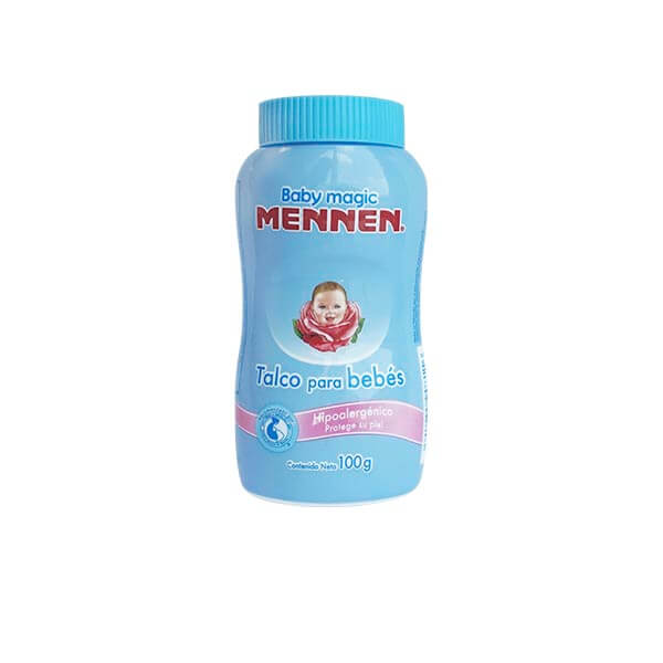 Talco baby magic mennen azul farmacias gi for Localizador de sucursales